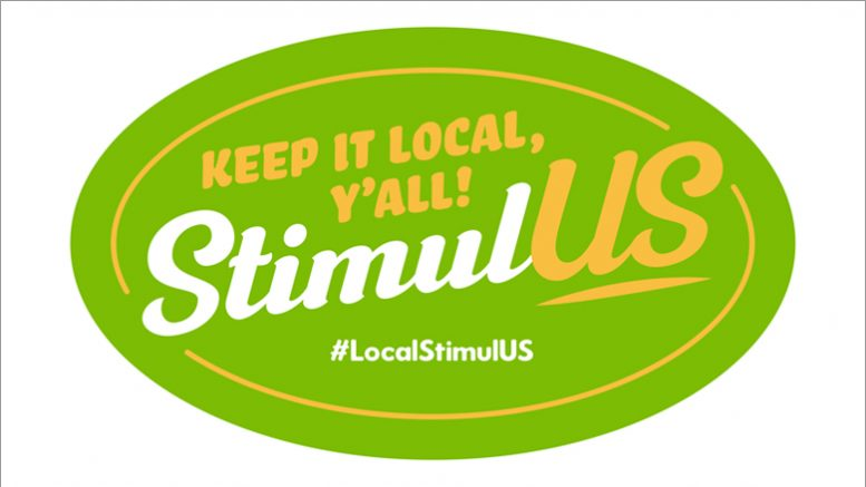 , Local Businesses Looking for StimulUS, The Local Reporter, The Local Reporter
